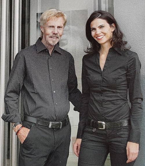 Bartle und Sabrina Wolf